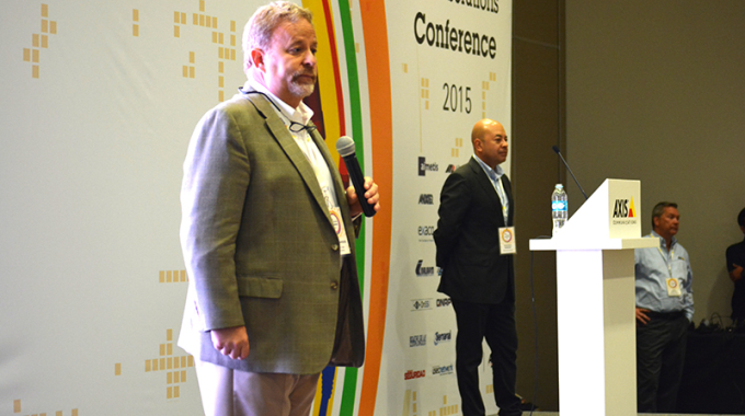 AXIS SOLUTIONS CONFERENCE 2015