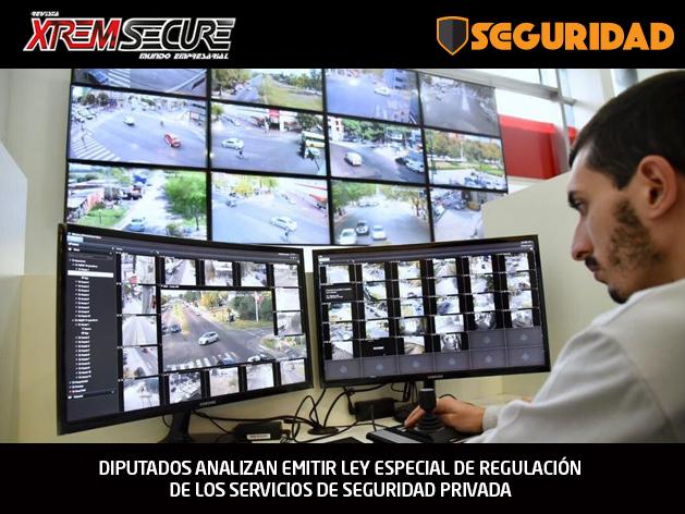 DIPUTADOS ANALIZAN EMITIR LEY ESPECIAL DE REGULACIÓN DE LOS SERVICIOS DE SEGURIDAD PRIVADA