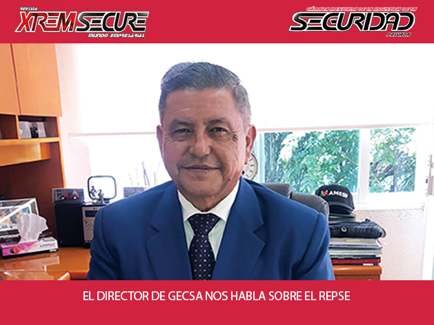 EL DIRECTOR DE GECSA NOS HABLA SOBRE EL REPSE